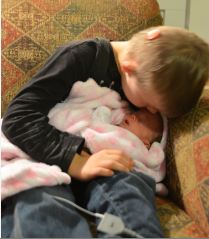 Aden Kissing Alexandria
