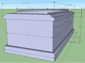 Child Casket Woodworking Plan